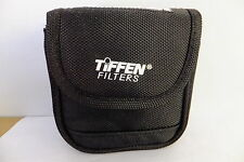 "Set of 4 Tiffen 4""x6"" 100mmx150mm Split Test Filters Pearlescent Black Satin"