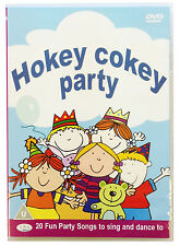 Hokey Cokey Party DVD.  Children's & Family Party Songs & Actions (NEW wrapped)