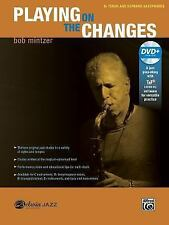Belwin Jazz Play-Along: Playing on the Changes : B-Flat Tenor Saxophone and...