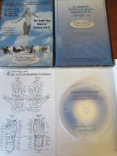 Life Lift Oxygen Lift Breathing DVD BUY 2 Get One FREE Reflexology DVD