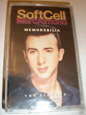 Soft Cell CASSETTE NEW Memorabilia The Singles