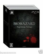 Used PS3 Biohazard Anniversary Package  SONY PLAYSTATION 3 JAPAN JAPANESE IMPORT
