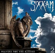 Sixx:AM - Prayers For the Blessed - New Deluxe CD X-Large T-Shirt - 18/11