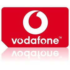 Vodafone Ireland Sim or MicroSIM card Prepay - Micro SIM for IPHONEs, IPAD
