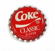Coca-Cola Vintage Coke Classic Kronkorken USA 1992 Bottle caps rot