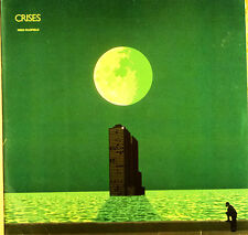 Mike Oldfield - Crises - LP - washed - cleaned - L3452