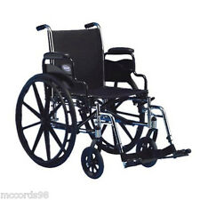 INVACARE 18 Inch -  Lightweight PORTABLE TRAVEL WHEELCHAIR SX5
