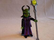 PLAYMOBIL personnage accessoires reine fée princesse sorcière maléfique