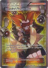 Pokemon Phantom Forces Lysandre's Trump Card - 118/119 - Full Art