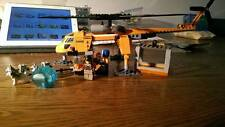 Lego City 60034 Artic Helicrane, with figures, 1 instructions. Complete