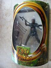 Lord of the Rings Fellowship of the Ring ORC WARRIOR Action Figure ToyBiz NIB