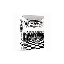K-Pop Super Junior - The 2nd Asia Tour [ Super Show 2] DVD (2disc) (DVDM136)