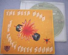THE BETA BAND The Patty Patty Sound CARD SLIPCASE Indie Britpop