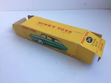 FRENCH FRANCE DINKY No 24c Citroen DS 19 BOX BOITE