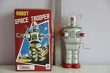 PLANET TROPPER ROBBY ROBOT TIN TOY WIND UP NOMURA ALPS YOSHIYA HORIKAWA TAKATOKU