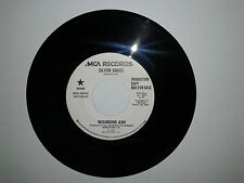 "Wishbone Ash ‎/ Silver Shoes - Disco Vinile 45 Giri 7"" PROMO STAMPA USA 1975"