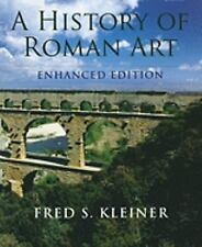A History of Roman Art by Fred S. Kleiner (2010, Paperback)