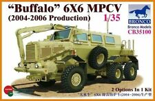 Bronco 1/35 35100 Buffalo MPCV 6X6 (2004-06 Production)