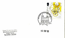 16 FEBRUARY 1993 MARINE TIMEKEEPERS FIRST DAY COVER WINDSOR PHILATELIC COUNTER