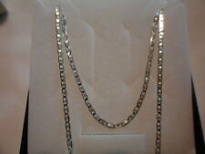 """925 Sterling Silver Mariner Chain - 24"""", 1.7mm, 2.6 grams"""