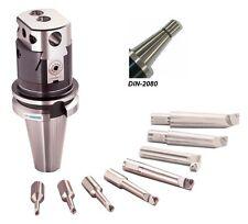 Ausdrehkopf NT30 DIN2080 mit WSP Ø 20 mm Bohrungen von Ø 8 - 280 mm