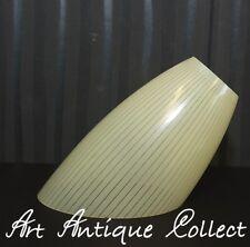 50er Lampenschirm Tütenschirm Schutenglas Deckenlampe Kronleuchter Ersatz Glas