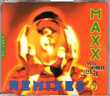Maxx - You Can Get It (Remixes) - CDM - 1994 - Eurodance 7 TR Linda Meek