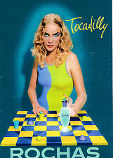 PUBLICITE ADVERTISING 114  1997  ROCHAS  parfum TOCADILLY