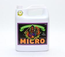 Advanced Nutrients Micro 4 Liter 4L - ph perfect bloom grow hydro 3 part base