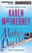 A Margie Peterson Mystery: Mother's Day Out 1 by Karen MacInerney (2014, MP3...
