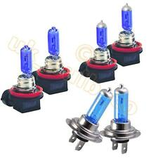XENON BULBS TO FIT Audi A4 DIP MAIN BEAM AND FOG LIGHT H7 H9 H11 2002-12
