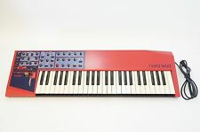 Clavia Nord Lead 1 Analog Modeling Synthesizer Keys Replaced