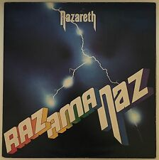NAZARETH Razamanaz UK vinyl LP EXCELLENT CONDITION