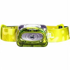 Petzl Tikkina Head Lamp - Green, One Size