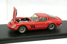 AMR 1/43 - Ferrari 250 GTO Rouge Capot ouvrant avec Moteur