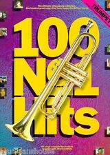 100 No.1 Hits for TRUMPET Sheet Music Book Brass Learn POP ROCK ABBA BEATLES