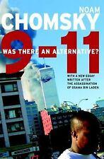 9-11: Was There an Alternative? (Open Media Books), Chomsky, Noam, Good Book
