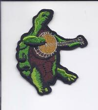 "3"" Grateful Dead Terrapin Station turtle Banjo patch Iron on lot patches us"