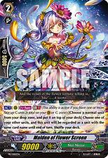 1x Cardfight!! Vanguard Maiden of Flower Screen - PR/0182EN - PR Near Mint
