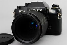 Contax Carl Zeiss S-Planar 60mm f/2.8 T* AEG AE Germany Lens + RTS From Japan