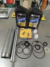"""NEW GENUINE MEYER SNOW PLOW 8"""" RAM & CYLINDER SEAL KIT OIL FILTERS E60H 15205"""