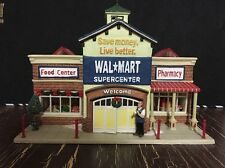 2008 Wal-Mart Super Center * Traditional Vintage Collection  Lights up