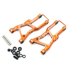 Yeah Racing HPI RS4 Sport 3 Orange Aluminum Front Lower Arm Set RSS3-001OR