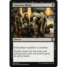 4x MTG Innocent Blood NM - Eternal Masters