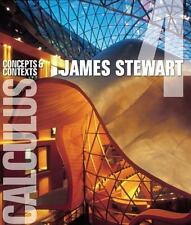 Calculus Concepts And Contexts by James Stewart
