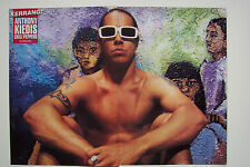 ANTHONY KIEDIS (Red Hot Chili Peppers) - 1995 Double Page Magazine Poster