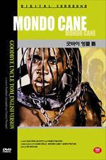 MONDO CANE: GOODBYE UNCLE TOM (ENGLISH VERSION) - Gualtiero Jacopetti DVD *NEW