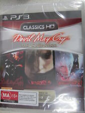 Devil May Cry HD Collection PS3 (new)