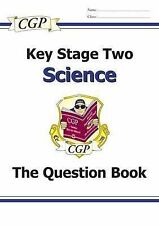 KS2 Science Question Book by CGP Books Workbook