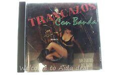 Trancazos Con Banda Los tahures Del Bajio CD-Equus 1993